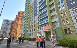 Реновация промзоны Востряково, ЗАО, Москва – переселение