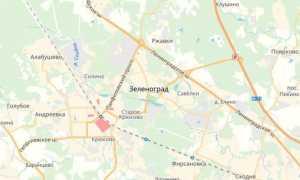 Реновация в Зеленограде – последние новости реновации пятиэтажек