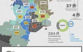 В Люблино будет построен 10 этажный дом по программе реновации