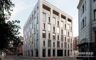 Реставрация элитного жилья в Москве: редевелопмент элитки