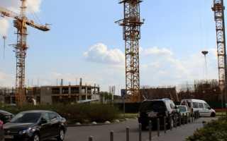 Стартовало строительство 12 домов по реновации в 8 районах Москвы