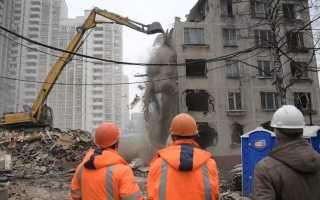В Марьиной Роще идет подготовка к строительству дома по реновации